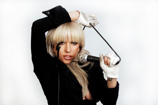 O rabinho da Lady Gaga