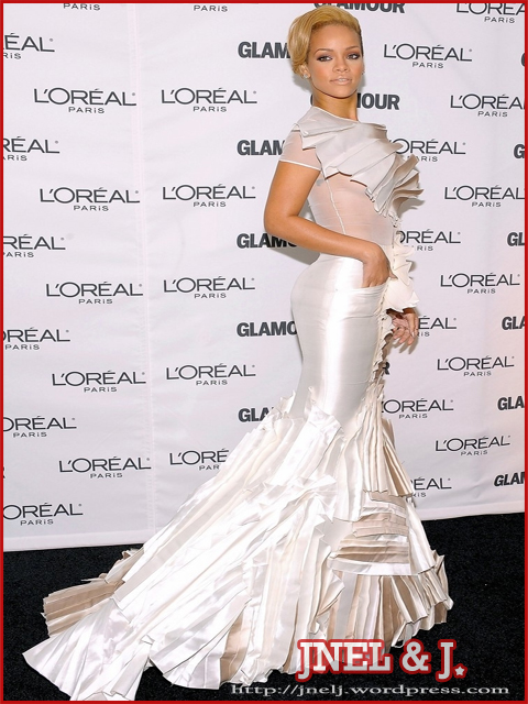 """Rihanna - Glamour's """"Women of the Year"""""""