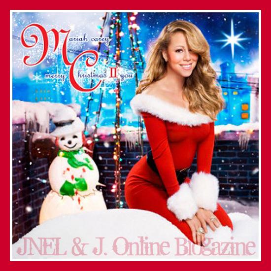 Mariah Carey Christmas Album Cover.Album Cover Mariah Carey Unveils New Album Cover Plus More